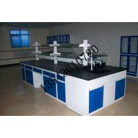 佛山学校实验室通风柜实验台配套厂家佛山厂家定制全木,全钢实验操作台通风药品柜