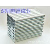厂家现货喇叭磁铁钕铁硼强力磁铁圆形磁铁D9.5*1.5mm吸铁石