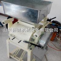 振德厂家直销节能环保型粮食加工设备挤扁机 电动压扁机