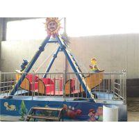 天水海盗船|卡迪游乐|儿童海盗船游乐设备
