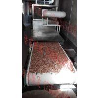 花生烘烤设备 花生米炒货机 微波烘烤机