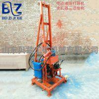 贝兹机械 500型 冲击回转式钻机 反循环三相电灌溉井钻井设备