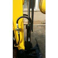 17无尾挖机转向方便 专业生产质量保证
