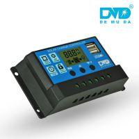 德姆达带背光10A太阳能控制器厂家供货商