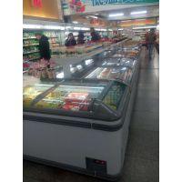 超市岛柜供应|北京超市岛柜牛羊肉柜 低温柜 食品冷冻保鲜柜