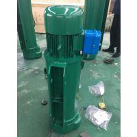 直销甘肃省 CD3T-18M型单速电动葫芦 钢丝绳 运行式电动葫芦 亚重