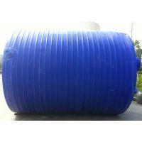 30吨塑料储罐采用一次性成型工艺不泄露/30立方耐酸耐碱耐腐蚀PE储罐