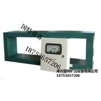 板式磁选机_磁选设备(优质商家)_干式永磁板式磁选机