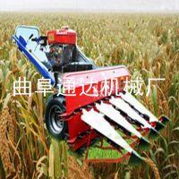 低价畅销 手扶式汽油稻麦割倒机 手推式割晒机 多用途果园除草机 通达厂家
