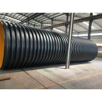 钢带增强PE螺旋波纹管