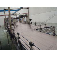 链板输送线_提供物流分拣流水线输送设备_郑州水生机械
