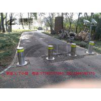 武汉升降路桩厂家 液压全自动升降路桩 遥控升降路桩图片 钢精灵升降路桩 汉口火车站路桩