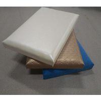 专业生产玻璃纤维吸音棉防撞软包厂家