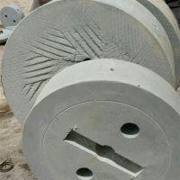 石磨面粉机 磨浆机 绿砂岩豆浆机 大型商用电动石磨