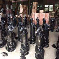厂家直销50WQX10-24-1.5镇江市潜水排污泵扬程标准。