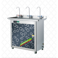 办公直饮净化开水器 工厂单位饮水机 德涞直饮机