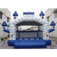 儿童充气城堡、充气滑梯、户外游乐设备