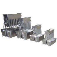 供应煤炭缩分设备|密封式不锈钢二分器|鹤壁中创煤样缩分二分器