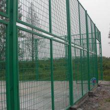 五指山PVC浸塑铁丝护栏网现货 园林绿化防护网 三亚道路围栏网