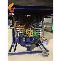瑞鑫盛提供智能一体化中频电炉工业熔炼炉定制中频炉