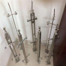 新云 苏州专业不锈钢栏杆立柱 建筑护栏厂家 AE9-E