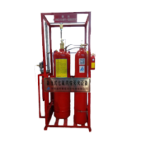 备压式七氟丙烷灭火系统 消防气体灭火系统