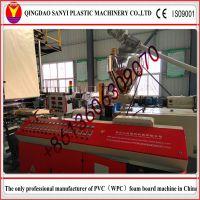 SPC 新型复合塑料地板生产线---sjsz92/188