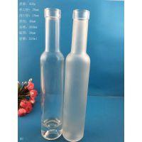 200ml晶白料红酒瓶,高档玻璃酒瓶生产商,徐州出口酒瓶