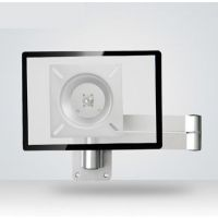电视机显示器支架 墙壁前后伸缩左右旋转上下翻转支架