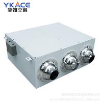 郢凯 YDF 管道式 智能 地下车库 排换尾气 射流风机 诱导风机 厂家直销