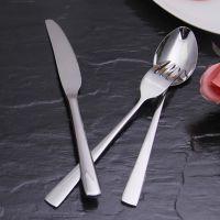 揭阳恒忠专业供应不锈钢餐具/不锈钢刀叉勺/西餐餐具礼盒/刀叉勺茶勺礼品套装
