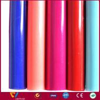 东莞成威反光厂供 七彩反光弹力热转印雕刻膜 彩色弹力热贴膜