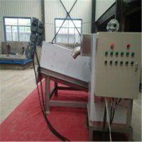 自来水公司污泥处理设备领旗LQDL-403叠螺式污泥脱水机 污泥浓缩机