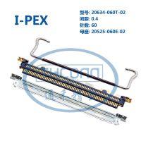 I-PEX 20634-060T原厂正品连接器