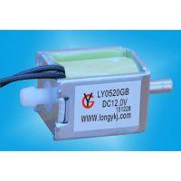 按摩器专用电磁阀、排气阀、泄气阀、常阀阀 LY0520GB