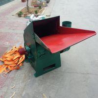 新款秸秆玉米饲料粉碎机 花生壳豆泊粉碎机 小型锤片粉碎机
