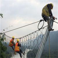 现货环形网@环形网分几环@安首边坡防护网厂家