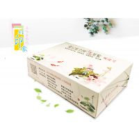 贵港荷花展广告盒装抽纸
