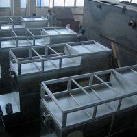 不锈钢油水分离器饭店餐饮隔油池隔板下水道隔油器隔油提升一体化