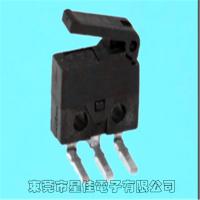 星佳供应防水小电流微动开关DS-037-01C 超小型微动开关