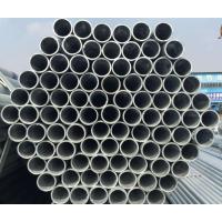 1寸热镀锌管具有镀层均匀,附着力强,使用寿命长