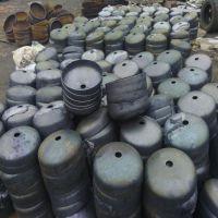 精加工碳钢打孔 平底 八字封头的生产厂家,保材质 沧州齐鑫