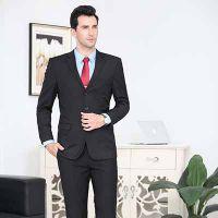 供应新款职业西装,来图定制/批发,风格英伦,图案纯色