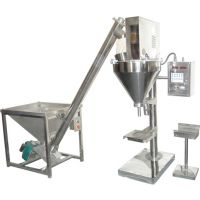 郑州铸翔ZX-F型 小规格淀粉包装机 适合用于食品、谷物、化工等各类粉末材料的定量包装