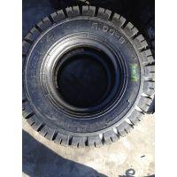 500-8 实心 叉车轮胎 5.00-8