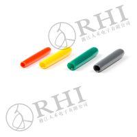 人禾/RHI 厂家浸塑机定制各类电缆封帽堵帽,规格齐全塑料圆管末端保护帽