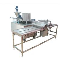 供应厂家直销XZ-30型杏仁饼机夹心粉印机