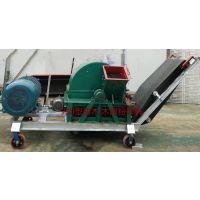 ytu-55型小型木材粉碎机 湖北逸村香菇木头粉碎机价格