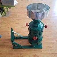供应 实用型高梁脱皮碾米机 粮食去壳碾米机 振德 立式砂辊碾米机