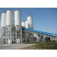 HZS180混凝土搅拌站,专业的商品混凝土搅拌设备